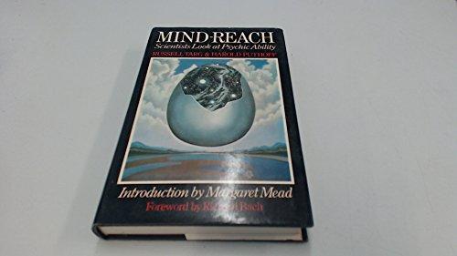 9780224014243: Mind-reach
