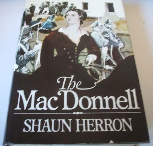 The Mac Donnell: Herron Shaun