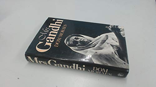 Stock image for Mrs. Gandhi for sale by WorldofBooks