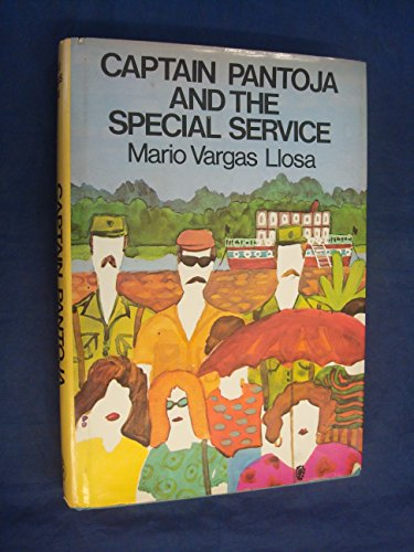 9780224016247: Captain Pantoja and the Special Service