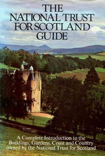 9780224016322: National Trust for Scotland Guide