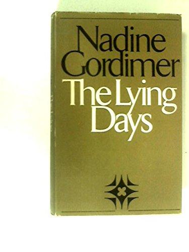 9780224016346: The Lying Days