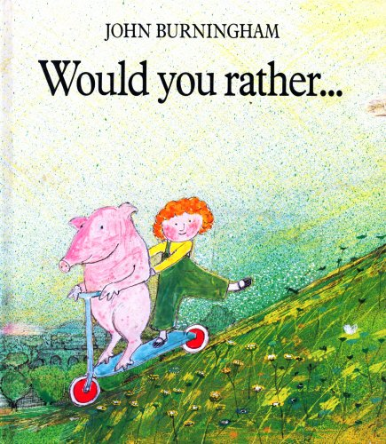 9780224016353: Would You Rather....
