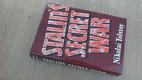 9780224016650: Stalin's Secret War