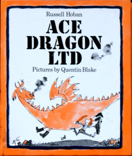 9780224017060: Ace Dragon