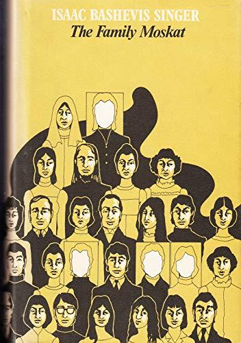 9780224017435: The Family Moskat