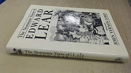 The Nonsense Verse of Edward Lear (0224017942) by Edward Lear