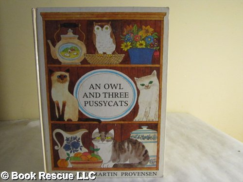 9780224018210: an owl and three pussycats