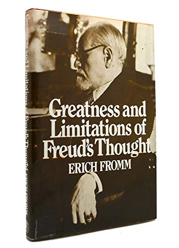 9780224018753: Greatness And Limitations Of Freud's Thought