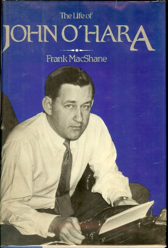 9780224018852: The Life of John O'Hara