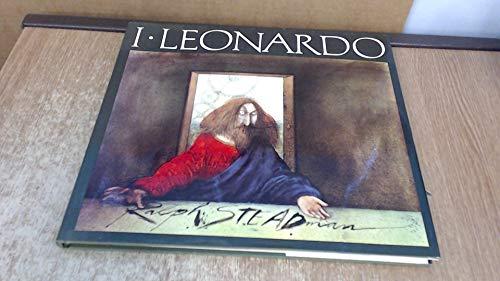 9780224019163: I, Leonardo