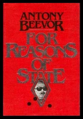 9780224019309: For Reasons of State