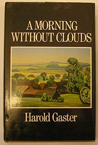 9780224019644: A Morning Without Clouds
