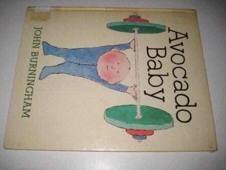 9780224020046: Avocado Baby