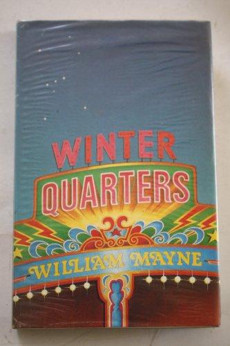 9780224020350: Winter quarters