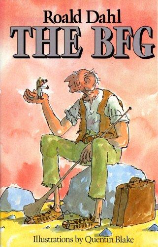 The BFG: Dahl Roald