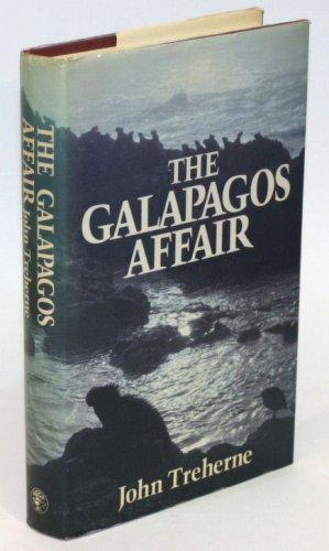 9780224020602: The Galapagos Affair