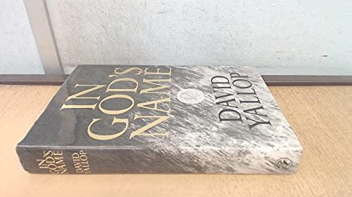 9780224020893: In God's Name