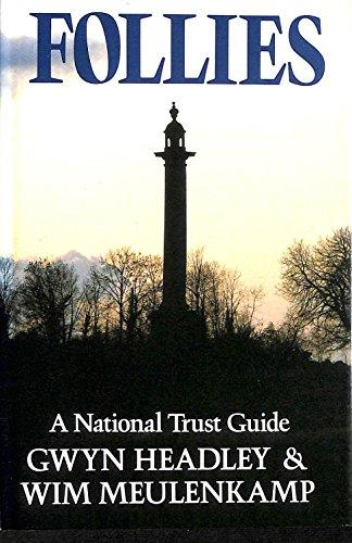 9780224021050: Follies: A National Trust Guide