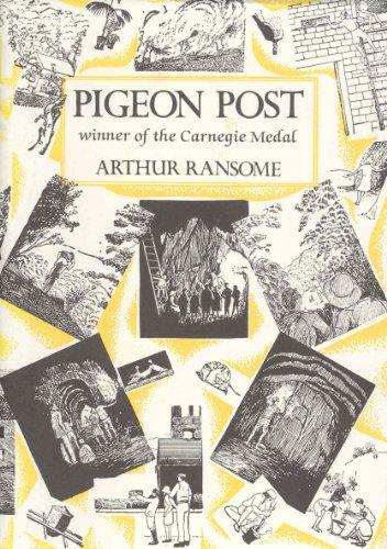 9780224021241: Pigeon Post
