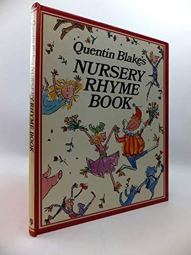 9780224021449: Quentin Blake's Nursery Rhyme Book