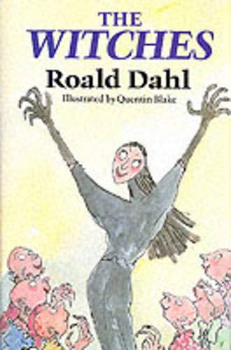 The witches: DAHL,ROALD.