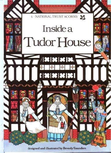 9780224022002: Inside a Tudor House (National Trust Acorns)