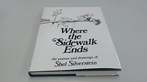 Where The Sidewalk Ends (0224022784) by SILVERSTEIN, SHEL