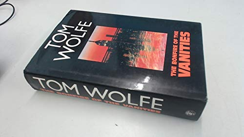 an analysis of the topic of tom wolfes book the bonfire of the vanities Essays on wolfe bonfire of the vanities its writer tom wolfe, both the american book award and new topic the lost boy thomas wolfe analysis.