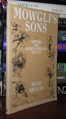 9780224024600: Mowgli's sons: Kipling and Baden-Powell's Scouts