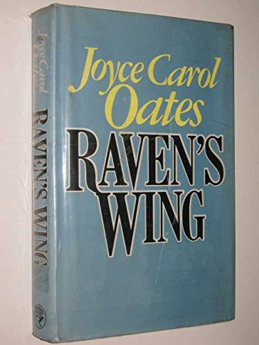 9780224024655: Raven's Wing