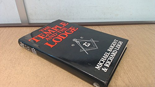 9780224024723: The Temple and the Lodge