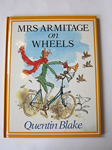 9780224024815: Mrs.Armitage on Wheels
