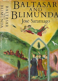 Baltasar and Blimunda (Uncorrected Proof): Saramago, Jose. Pontiero, Giovanni (Translated from the ...