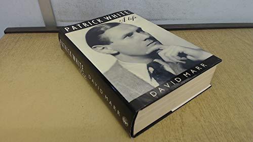 9780224025812: PATRICK WHITE: A LIFE