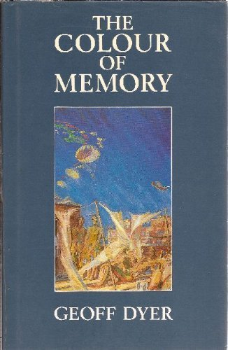 9780224025850: The Colour of Memory