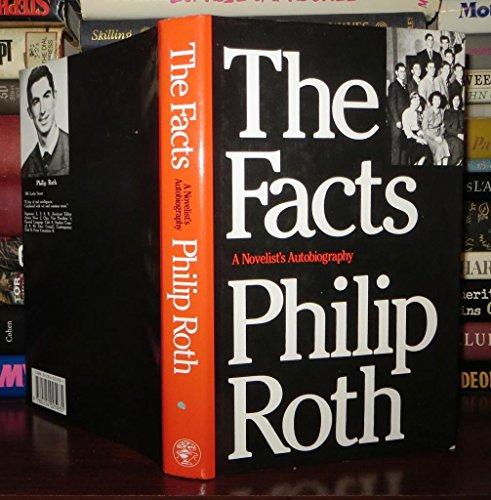 9780224025935: The Facts: A Novelist's Autobiography