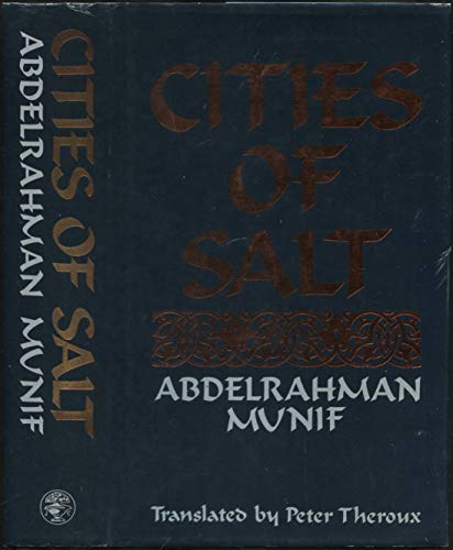 9780224025980: Cities of Salt