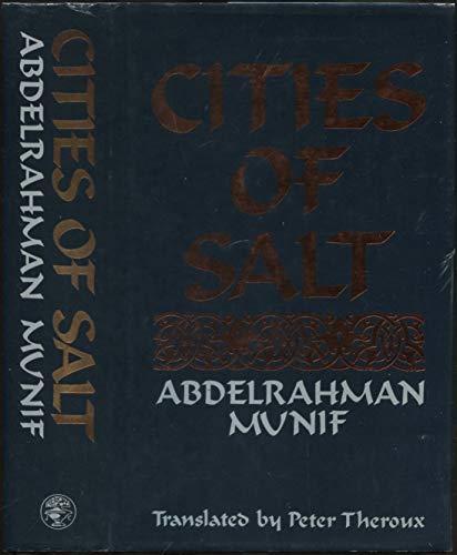 9780224025980: Cities of Salt