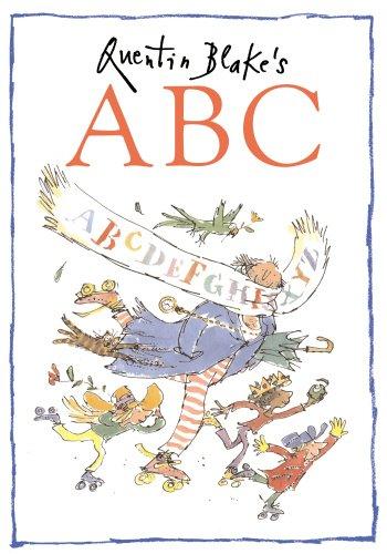 9780224026178: Quentin Blake's ABC