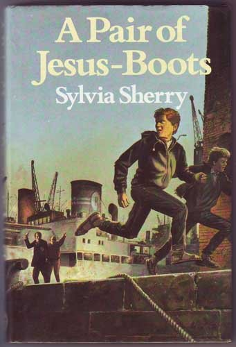 9780224026413: A Pair of Jesus Boots