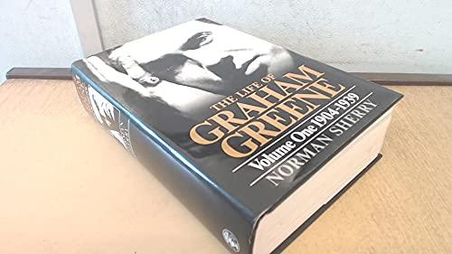 9780224026543: Life of Graham Greene: 1904-39 v. 1