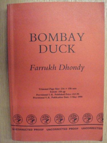 9780224026789: Bombay Duck