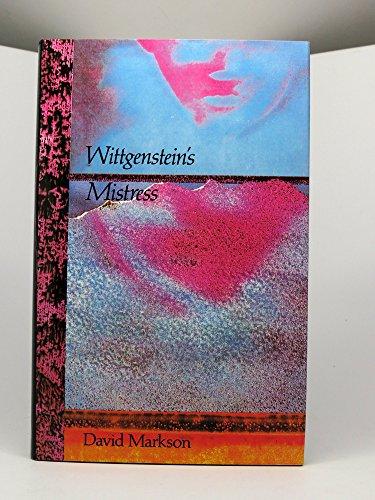 9780224026857: Wittgenstein's Mistress