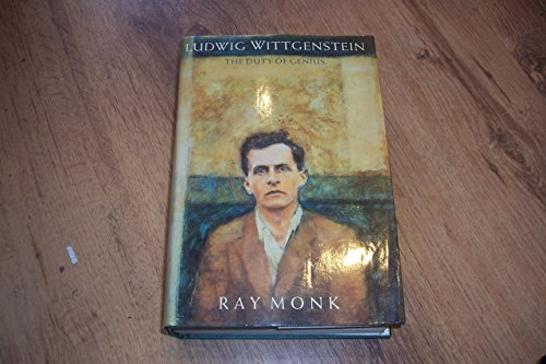 9780224027120: Ludwig Wittgenstein: The Duty of Genius