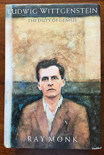 9780224027120: Ludwig Wittgenstein - the Duty of Genius