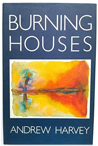 9780224028080: Burning Houses