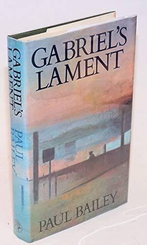 9780224028233: Gabriels Lament