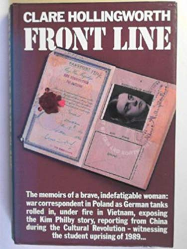 9780224028271: Front Line