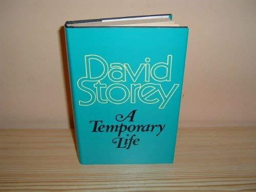 9780224028394: A Temporary Life